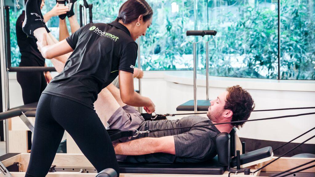 Core Strengthening Pilates
