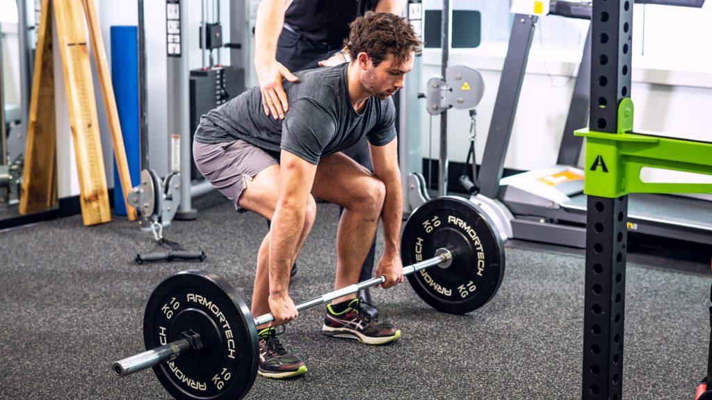 Lower Limb Strength Squat