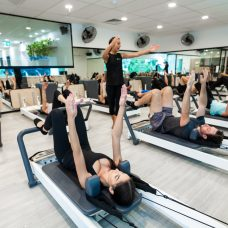 Perth CBD Corporate Reformer Pilates