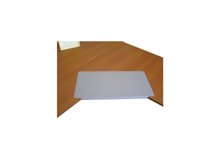 Corner Keyboard Tray 25mm Bodysmart