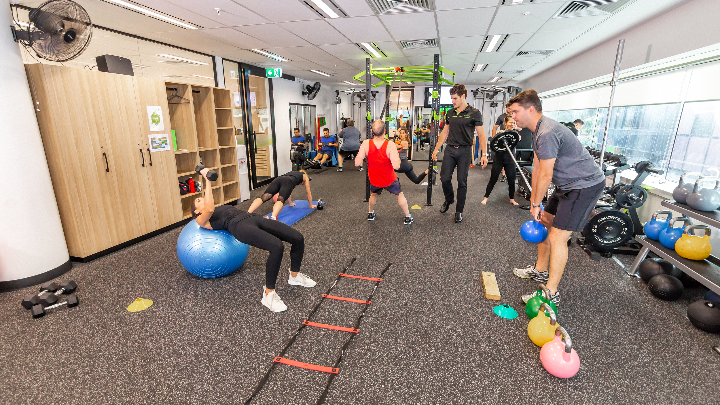 Group Exercise Classes Perth CBD - FREE TRIAL SESSIONS