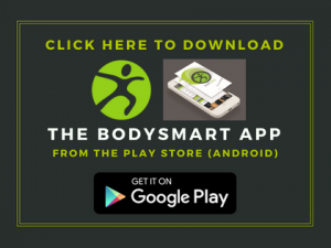 Play Store Bodysmart App button