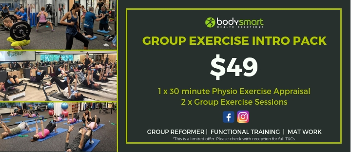 Group Exercise Classes Perth_$49 Intro
