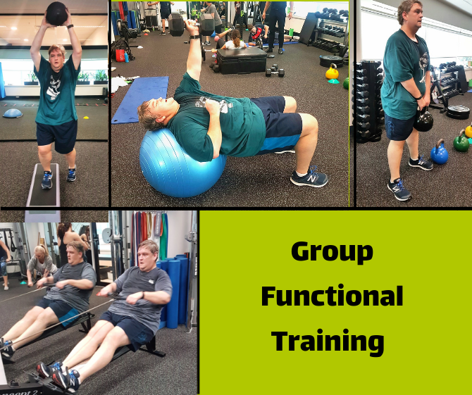 Functional Training Chris Tesky_group functional training